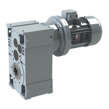 Parallel shafts gear boxes