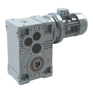 Right angle gear boxes