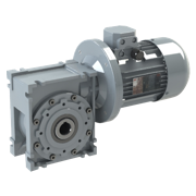 Worm-gear speed reducers
